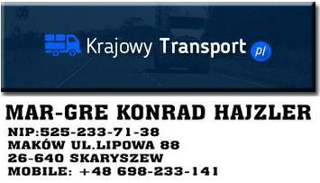 kontakt w sprawie reklamy w krajowytransport.pl